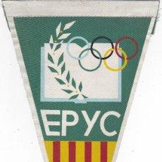 Banderines de colección: BANDERÍN TARRASA AÑOS 60 . Lote 110958087