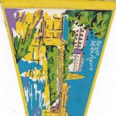 Banderines de colección: BANDERÍN RIO SEGURA MURCIA AÑOS 60 . Lote 111108491