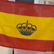 Banderines de colección: BANDERA DE ESPAÑA DE 47X30 EMBARCACION DE RECREO. Lote 111336287
