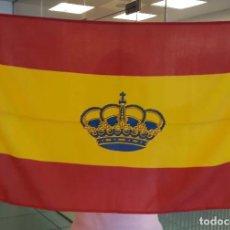 Banderines de colección: BANDERA DE ESPAÑA DE 70X50 EMBARCACION DE RECREO. Lote 202308736