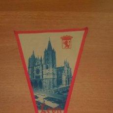 Bandierine di collezione: BANDERIN DE LEON. Lote 113659471