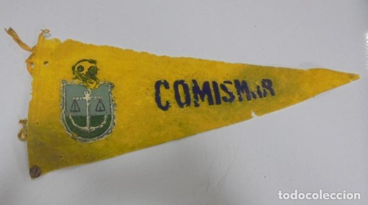 BANDERIN. COMISMAR. 35CM (Coleccionismo - Banderines)