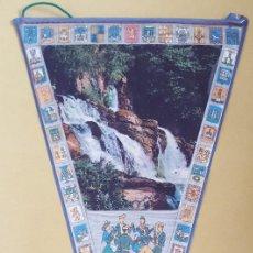 Banderines de colección: ANTIGUO BANDERIN - FONTS DEL LLOBREGAT. Lote 115145163