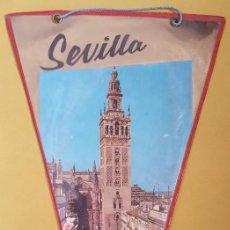 Banderines de colección: ANTIGUO BANDERIN - SEVILLA. Lote 115145215