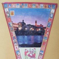 Banderines de colección: ANTIGUO BANDERIN - LERIDA. Lote 115145267