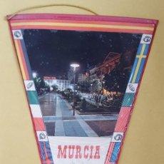 Banderines de colección: ANTIGUO BANDERIN - MURCIA. Lote 115145323