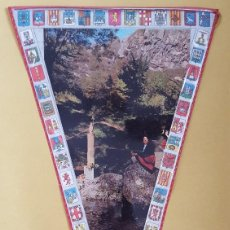 Banderines de colección: ANTIGUO BANDERIN - REINOSA CANTABRIA. Lote 115145419