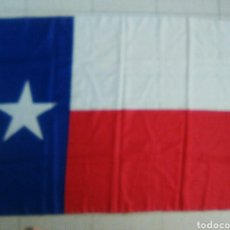 Banderines de colección: BANDERA DE TELA -- TEXAS - ESTADO ESTADOS UNIDOS - EE UU. Lote 115597062