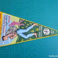 Banderines de colección: BANDERÍN SANTA MARIA DE ICIAR 28,5 CM IRUPE 664. Lote 117054559