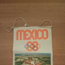 Banderines de colección: BANDERIN BIMBO OLIMPIADA MEXICO 68. Lote 117827751