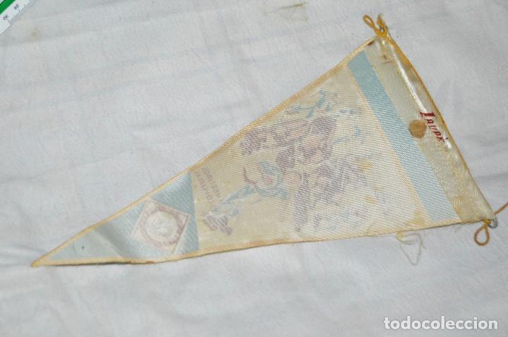 Banderines de colección: VINTAGE - ANTIGUO BANDERÍN - EL PAMPLONICA, PAMPLONA - AÑOS 50 / 60 - JOYA - RARÍSIMO - HAZ OFERTA - Foto 5 - 118188395