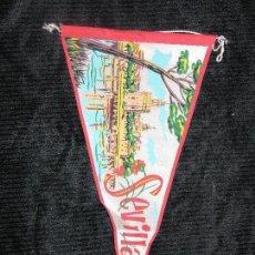 Banderines de colección: BANDERI DE SEVILLA MD 25 X 15 CM. Lote 118380231