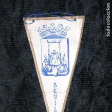Banderines de colección: F1 BANDERIN DE SEVILLA PLASTIFICADO MD 27 X 15 CM . Lote 118380931