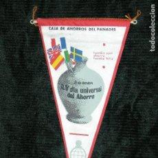 Banderines de colección: F1 BANDERIN DE CAJA DE AHORROS DEL PANADES MD 27 X 15 . Lote 118381499