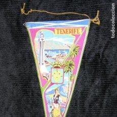Banderines de colección: F1 BANDERIN DE RPOPA TENERIFE MD 27 X 15 CM. Lote 118383127