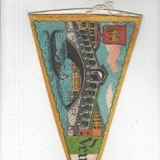 Banderines de colección: BANDERIN: VENEZIA / VENECIA - ESCUDO, GONDOLA Y VISTA DEL PUENTE DE RIALTO. Lote 118430008