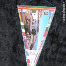 Banderines de colección: F1 BANDERIN DE MELILLA PLASTIFICADO MD 28 X 15 CM. Lote 118655195