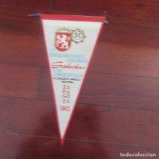 Banderines de colección: BANDERIN ASOCIACION MAGICA ARAGONESA, ZARAGOZA, MAGIA. Lote 119132467