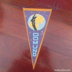 Banderines de colección: BANDERIN DOMUND. Lote 119132623