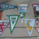 Banderines de colección: LOTE DE BANDERINES DIFERENTE . AÑOS 50-60. Lote 119150887