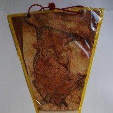 Bandierine di collezione: BANDERÍN - ANTIGIO - CUEVAS DE ALTAMIRA. Lote 120397627
