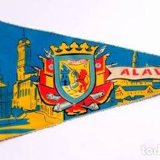 Banderines de colección: BANDERIN DE ALAVA. Lote 120672131