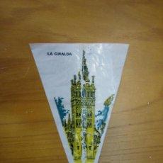 Sammlung von Wimpeln - Antiguo banderin La Giralda. Plastico. Pequeño - 122340747