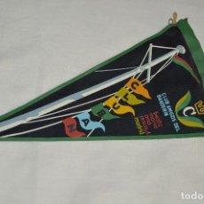 Banderines de colección: VINTAGE - ANTIGUO BANDERÍN - CLUB AMIGOS DEL BANDERÍN CLUBAN - JOYA - AÑOS 50 / 60 - ENVÍO 24H. Lote 122474035