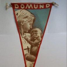 Galhardetes de coleção: BANDERÍN - DOMUND. Lote 123134227