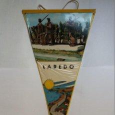 Galhardetes de coleção: BANDERÍN - LAREDO. Lote 123136007