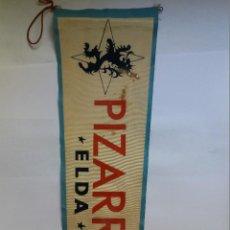 Bandierine di collezione: BANDERÍN - PIZARRO - ELDA. Lote 125419383