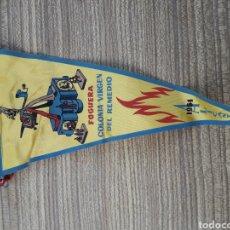 Banderines de colección: FALLAS VALENCIA BANDERIN. Lote 128076079