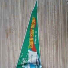 Banderines de colección: BANDERIN BARCO CRUCERO. Lote 128076202