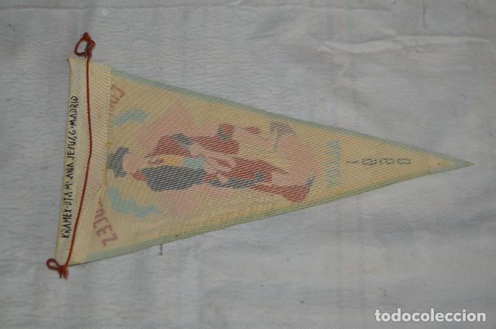 Banderines de colección: LOTE 2 BANDERINES FIESTAS ALCOY - AÑOS 60 - MUY BONITOS Y CURIOSOS - HAZ OFERTA - ENVÍO 24H - Foto 6 - 128099147