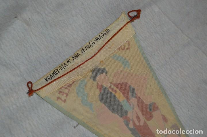Banderines de colección: LOTE 2 BANDERINES FIESTAS ALCOY - AÑOS 60 - MUY BONITOS Y CURIOSOS - HAZ OFERTA - ENVÍO 24H - Foto 7 - 128099147