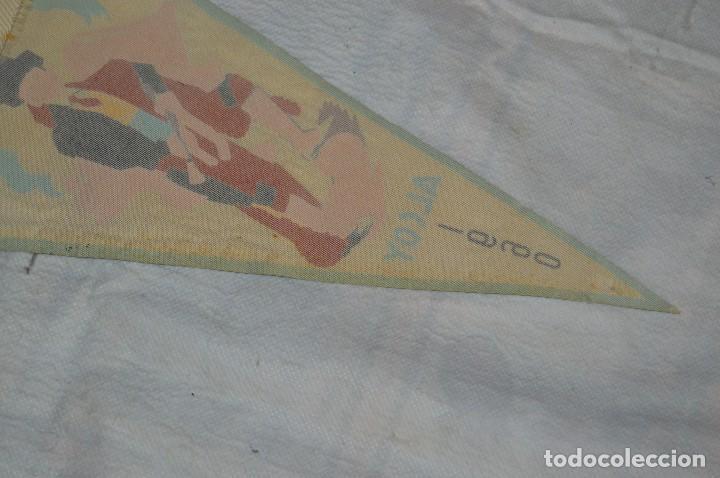 Banderines de colección: LOTE 2 BANDERINES FIESTAS ALCOY - AÑOS 60 - MUY BONITOS Y CURIOSOS - HAZ OFERTA - ENVÍO 24H - Foto 8 - 128099147