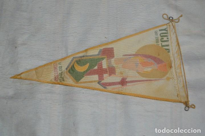 Banderines de colección: LOTE 2 BANDERINES FIESTAS ALCOY - AÑOS 60 - MUY BONITOS Y CURIOSOS - HAZ OFERTA - ENVÍO 24H - Foto 13 - 128099147
