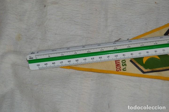 Banderines de colección: LOTE 2 BANDERINES FIESTAS ALCOY - AÑOS 60 - MUY BONITOS Y CURIOSOS - HAZ OFERTA - ENVÍO 24H - Foto 15 - 128099147