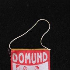 Banderines de colección: BANDERIN DOMUND - MISIONEROS, HERMANOS DE TODOS. Lote 128785811