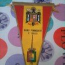 Banderines de colección: RADIO MALAGA, MUY RARO. Lote 128851931