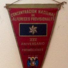 Banderines de colección: ALFERECES PROVISIONALES. GARABITAS. MADRID. 1962. ENVIO INCLUIDO.. Lote 131513446