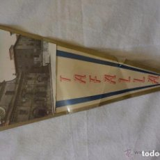 Banderines de colección: ANTIGUO BANDERIN TAFALLA NAVARRA. Lote 132479082