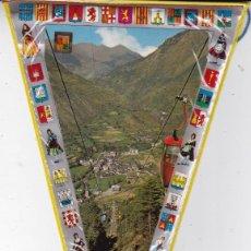 Banderines de colección: BANDERÍN ANDORRA . Lote 132868658