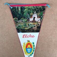 Banderines de colección: BANDERIN DE ELCHE. Lote 133648758