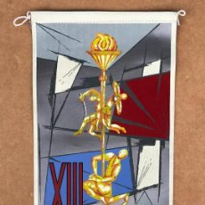 Banderines de colección: BANDERIN XIII JUEGOS DEL SURESTE, 1971. Lote 133648974