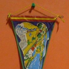 Banderines de colección: BANDERIN RECUERDO DE TARRAGONA. MEDIDAS 13 X 27 CMS APROX.. Lote 135043302