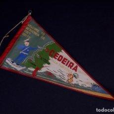 Bandierine di collezione: CEDEIRA TURISMO. Lote 136046642