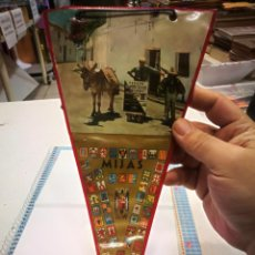 Banderines de colección: BANDERIN MIJAS. Lote 136700106