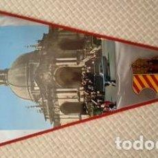 Banderines de colección: BANDERIN DE RECUERDO DE LOYOLA DE MEDIDAS 28 CTMS DE LARGO . Lote 137764790