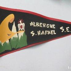 Banderines de colección: BANDERIN ALBRGUE SAN RAFAEL S.E.U. Lote 138864094